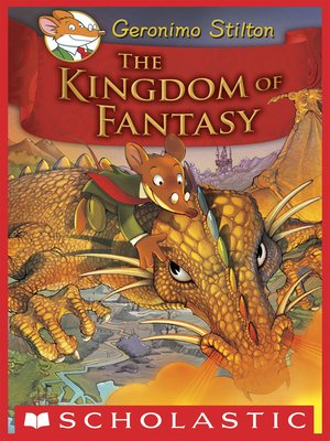 cover image of The Kingdom of Fantasy